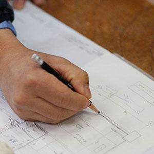 建築家と組む