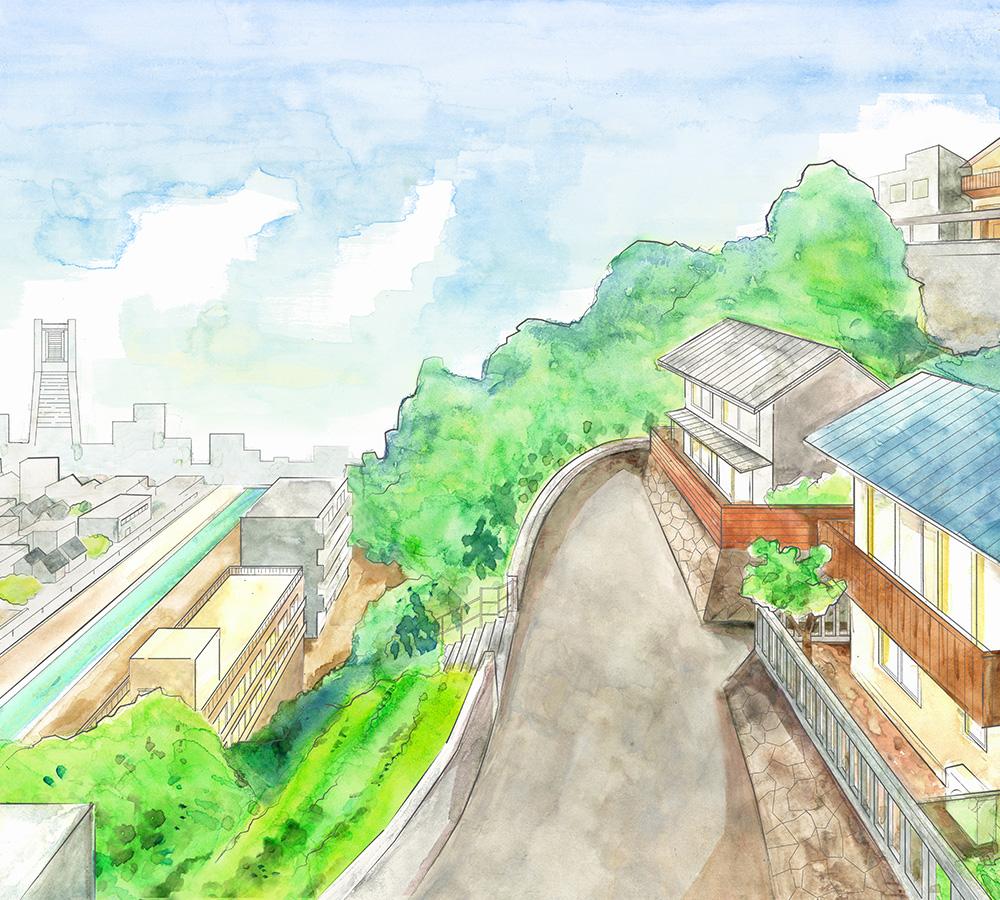 横浜で暮らす、を応援します。