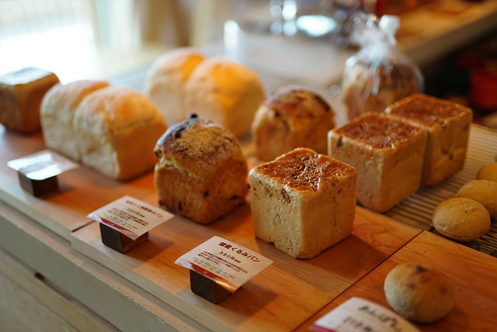 おいしいパンと珈琲